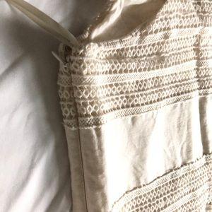 LOFT Dresses - 100% sleeveless cotton loft dress